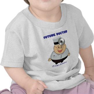 El doctor futuro personalizado Shirt Camiseta