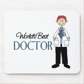 El doctor Gift Alfombrilla De Raton