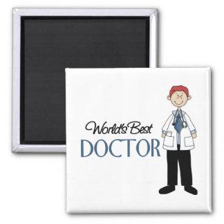 El doctor Gift Imán De Frigorífico