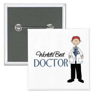 El doctor Gift Pins