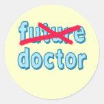 El doctor Graduation Products Etiquetas