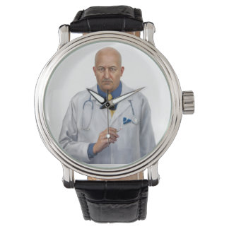 El doctor inestimable Jon Watch Relojes