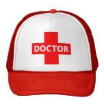 El doctor Logo Gorras De Camionero