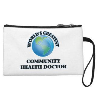 El doctor más grande de la salud de la comunidad