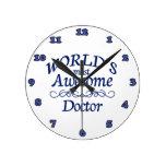 El doctor más impresionante del mundo reloj