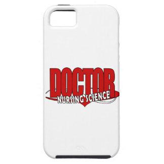 EL DOCTOR NURSING SCIENCE BIG RED iPhone 5 CARCASAS