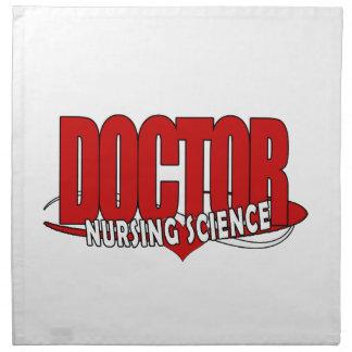 EL DOCTOR NURSING SCIENCE BIG RED SERVILLETA DE PAPEL