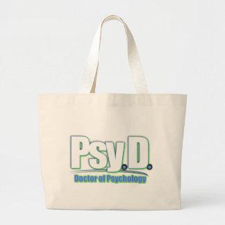El DOCTOR OF PSYCHOLOGY de PsyD LOGO2 Bolsas