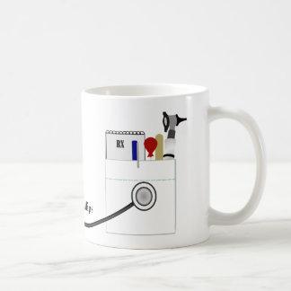 El doctor personalizado Mug Tazas