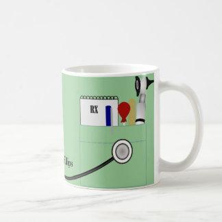El doctor personalizado Mug Taza