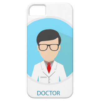 El doctor Phone Case iPhone 5 Fundas