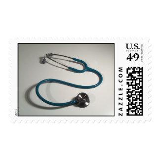 El doctor Postage del estetoscopio Timbre Postal