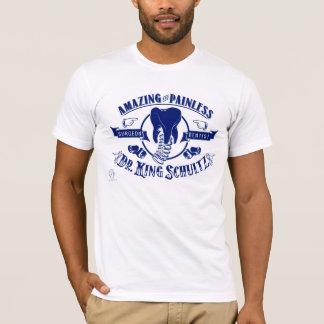 El doctor Shultz T-shirt de Django Playera