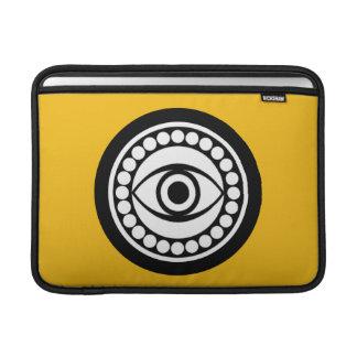 El doctor Strange Retro Icon Fundas Macbook Air