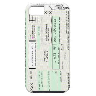 El documento de embarque adaptable ajusta esto iPhone 5 carcasa