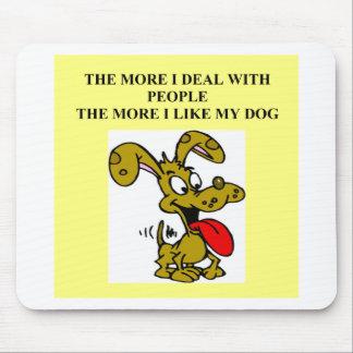 el dogf es mejor que gente tapetes de raton