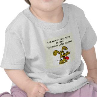 el dogf es mejor que gente camiseta