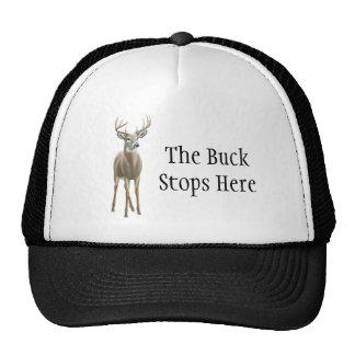 El dólar para aquí el gorra del camionero