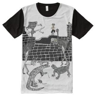 El domicilio de la avestruz