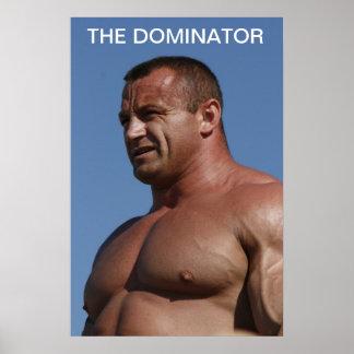 El Dominator Póster