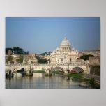 El domingo por la mañana en Roma Póster