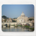 El domingo por la mañana en Roma Tapete De Ratones