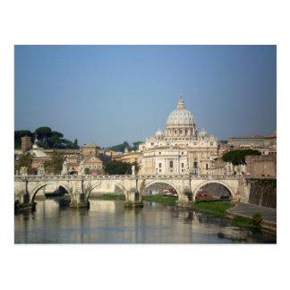 El domingo por la mañana en Roma Tarjetas Postales