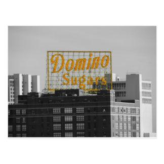 El dominó azucara Baltimore Postal