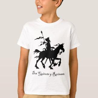 El Don Quijote monta otra vez Playera