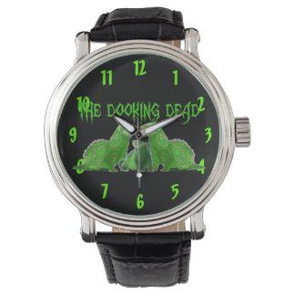 el dooking muerto relojes de mano