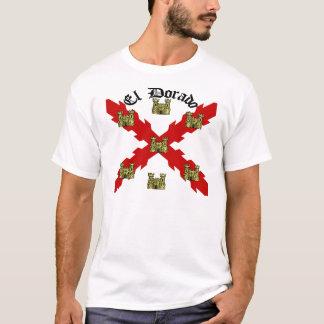 El Dorado Plain Font T-Shirt