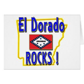 El Dorado Rocks ! (blue) Card