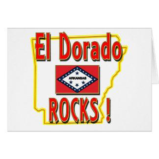 El Dorado Rocks ! (red) Card
