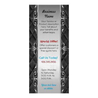 El Dorado - Silver Custom Rack Cards