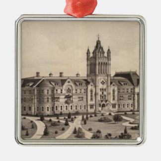 El Dorado University, Kansas Metal Ornament