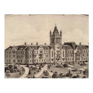 El Dorado University, Kansas Postcard