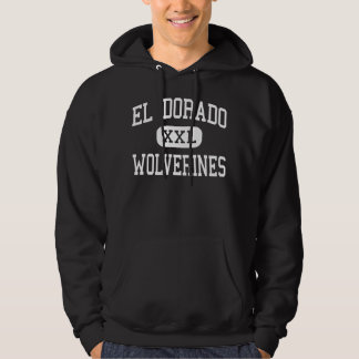 El Dorado - Wolverines - High - Chandler Arizona Hoodie