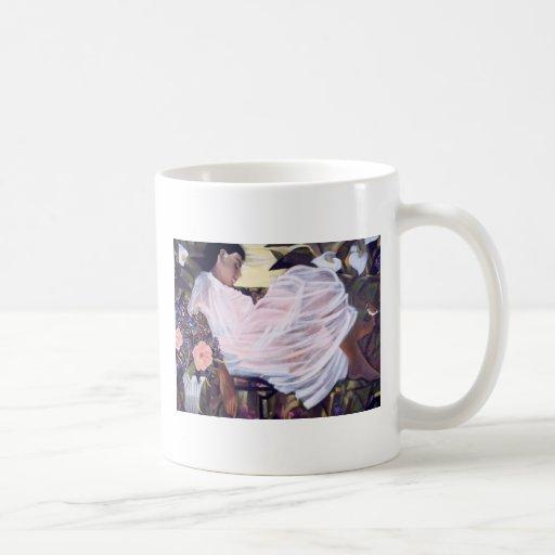 El dormir con mi pinzón… taza de café