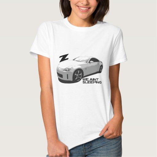 el dormir de 350Z Aint Poleras