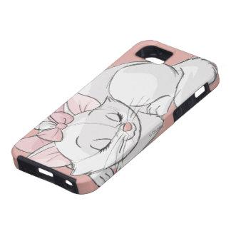 El dormir de Marie iPhone 5 Fundas