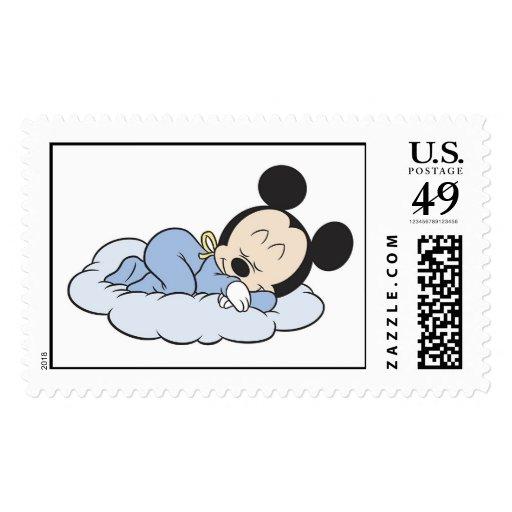 El dormir de Mickey del bebé Envio