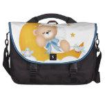 El dormir en el bolso de la luna bolsa para ordenador