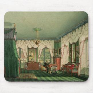 El dormitorio de Elizabeth de Baviera Tapetes De Raton