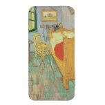 El dormitorio de Van Gogh en Arles, 1889 Bolsillo Para Móvil