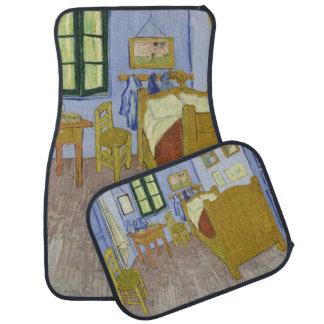 El dormitorio de Van Gogh en Arles de Vincent van  Alfombrilla De Coche