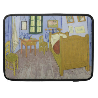 El dormitorio de Van Gogh en Arles de Vincent van Funda Macbook Pro