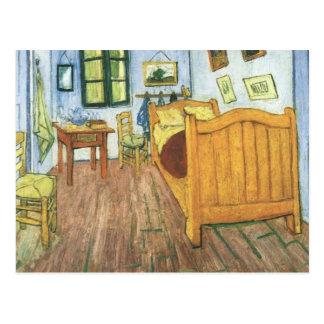 El dormitorio de Van Gogh en Arles Tarjetas Postales