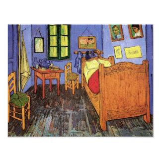 El dormitorio de Vincent en Arles de Vincent van Invitaciones Personalizada