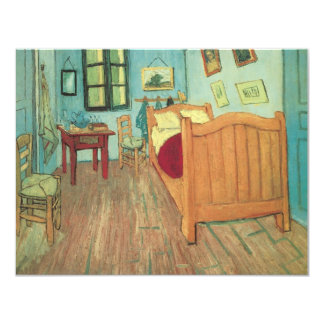 El dormitorio de Vincent en Arles, Van Gogh, arte Comunicado
