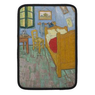 El dormitorio de Vincent van Gogh Funda Macbook Air